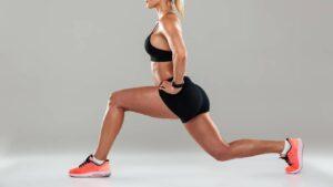 affondi esercizio anticellulite